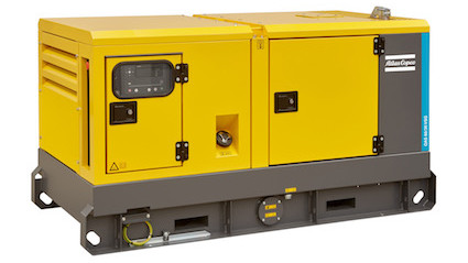 New Variable Speed Generator from Atlas Copco