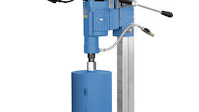 New User-Friendly Tyrolit Core Drilling System for Wet (...)