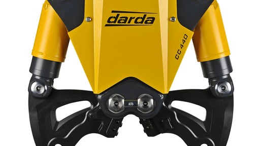 Brokk Offers Three Darda Concrete Crushers For Reinforced Concrete Applications