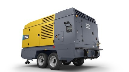 New DrillAir Compressors from Atlas Copco