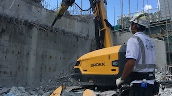 Demolition Robots Vs. Excavators