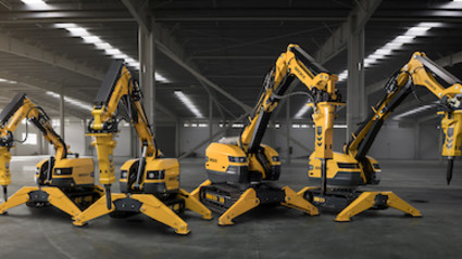 New From Brokk: 4 Machines, 8 Breakers