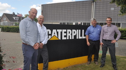 Caterpillar Work Tools Celebrates 20 Years With (...)