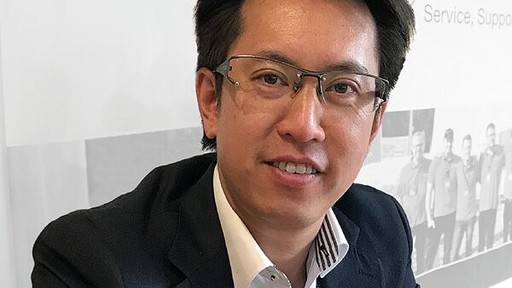 Steelwrist's Peter Lam Appointed Asia-Pacific Vice President